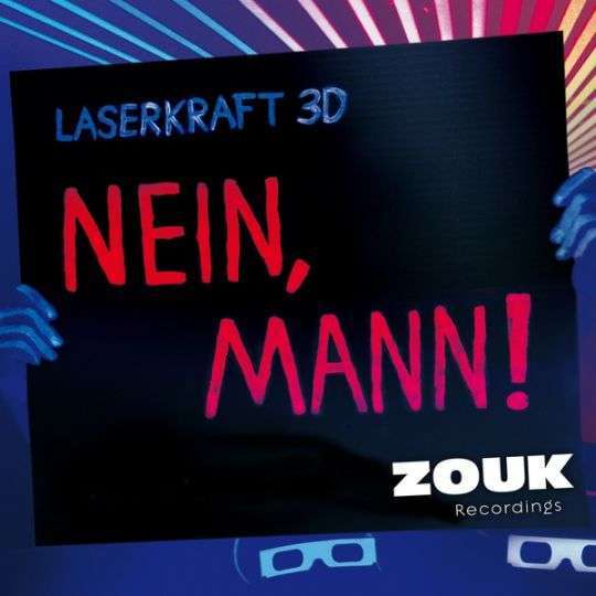Coverafbeelding Laserkraft 3D - Nein, Mann!