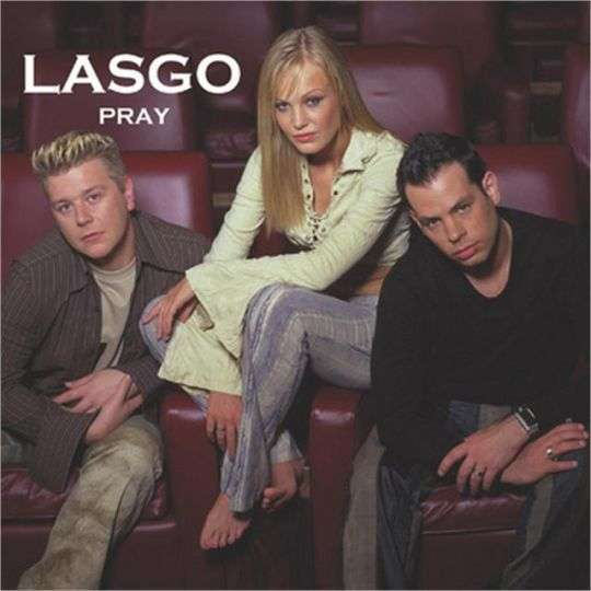 Coverafbeelding Pray - Lasgo