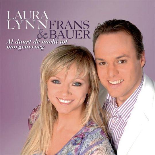 Coverafbeelding Al Duurt De Nacht Tot Morgenvroeg - Laura Lynn & Frans Bauer