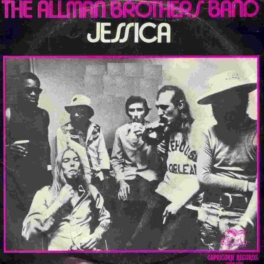 Coverafbeelding Jessica - The Allman Brothers Band