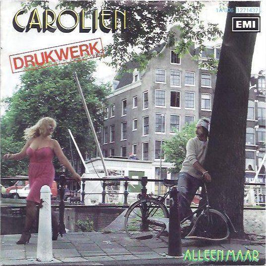 Coverafbeelding Carolien - Drukwerk