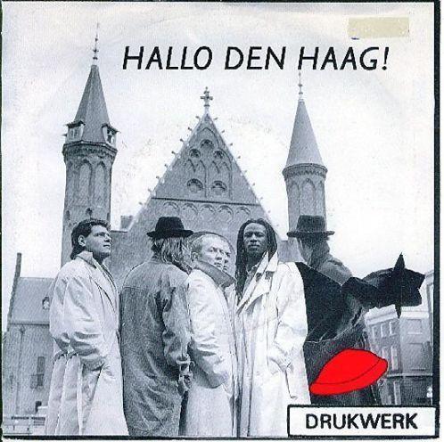 Coverafbeelding Hallo Den Haag! - Drukwerk