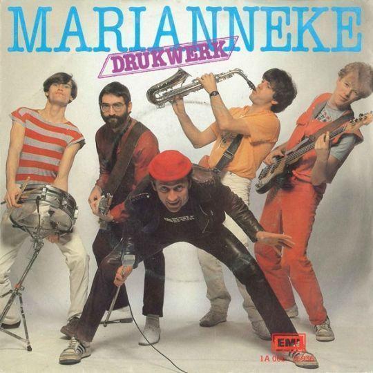 Coverafbeelding Marianneke - Drukwerk