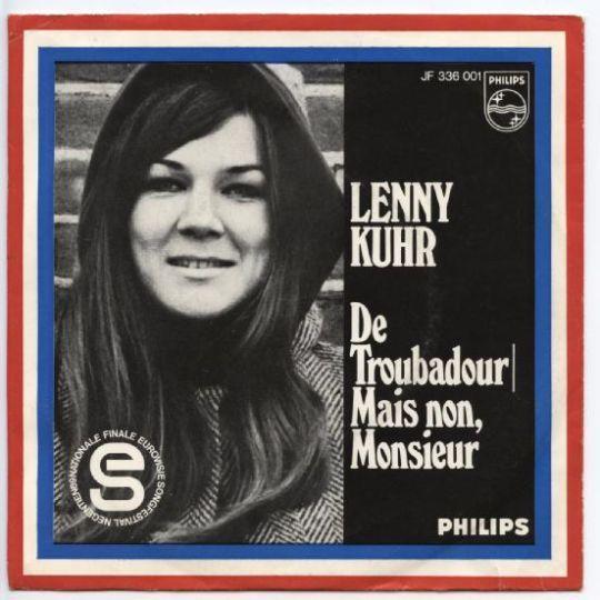 Coverafbeelding De Troubadour - Lenny Kuhr