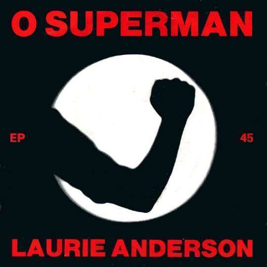 Coverafbeelding Laurie Anderson - O Superman