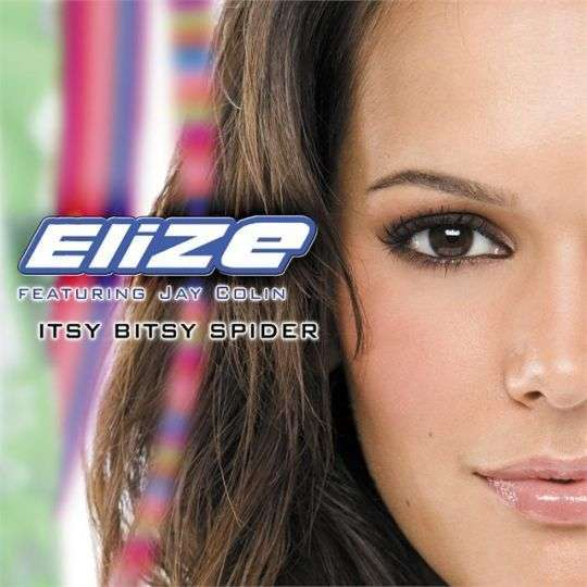 Coverafbeelding Itsy Bitsy Spider - Elize Featuring Jay Colin