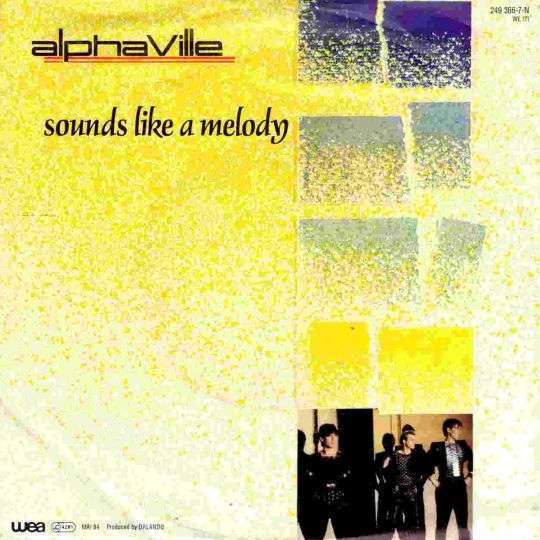 Coverafbeelding Alphaville - Sounds Like A Melody