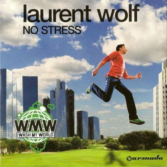 Coverafbeelding Laurent Wolf - No stress