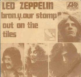 Coverafbeelding Bron-Y-Aur Stomp - Led Zeppelin