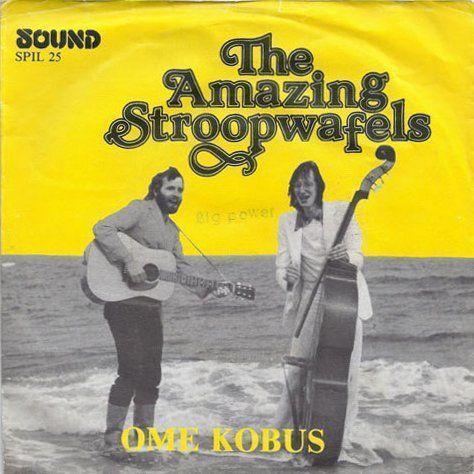 Coverafbeelding Ome Kobus - The Amazing Stroopwafels