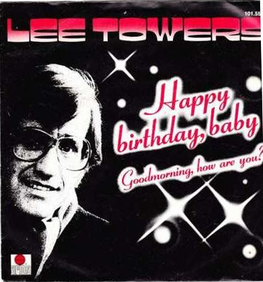 Coverafbeelding Happy Birthday, Baby - Lee Towers