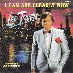 Coverafbeelding Lee Towers - I Can See Clearly Now