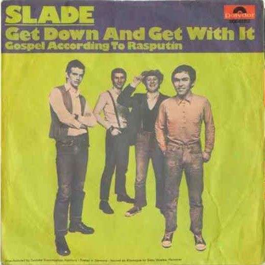 Coverafbeelding Get Down And Get With It - Slade