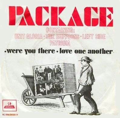 Coverafbeelding Package containing: Unit Gloria & The Buffoons & Left Side & Patricia - Were You The