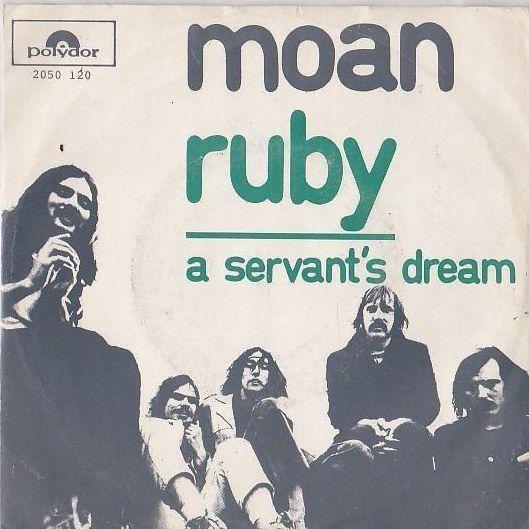Coverafbeelding Ruby - Moan