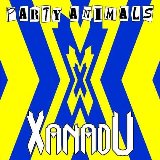 Coverafbeelding Xanadu - Party Animals
