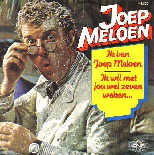 Coverafbeelding Ik Ben Joep Meloen/ Ik Wil Met Jou Wel Zeven Weken... - Joep Meloen