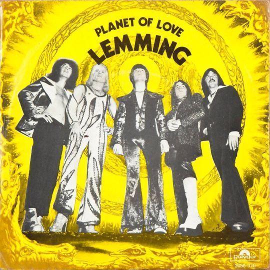 Coverafbeelding Planet Of Love - Lemming