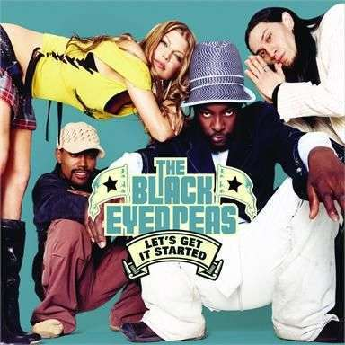 Coverafbeelding The Black Eyed Peas - Let's Get It Started
