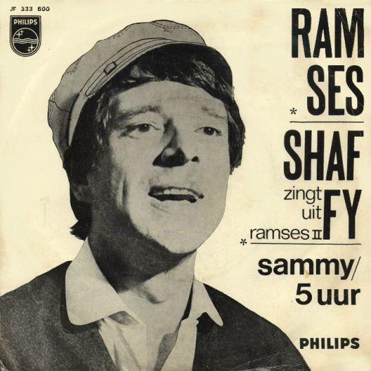 Coverafbeelding Ramses Shaffy - Sammy