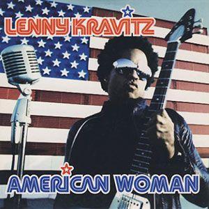 Coverafbeelding American Woman - Lenny Kravitz
