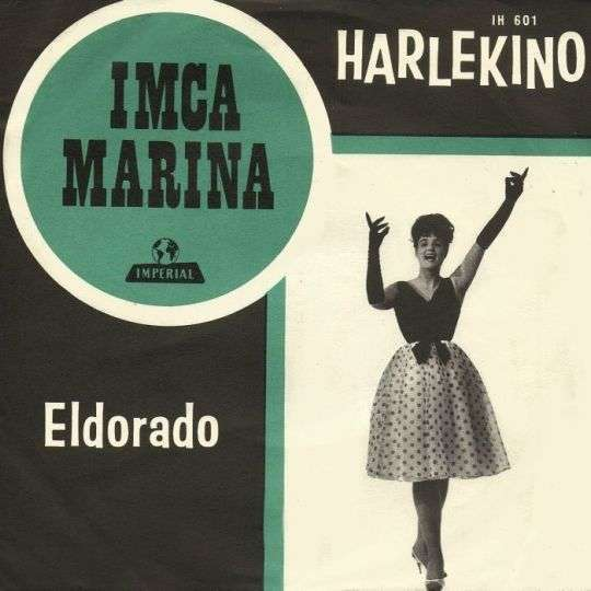 Coverafbeelding Harlekino - Imca Marina