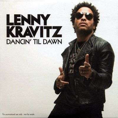 Coverafbeelding Dancin' Til Dawn - Lenny Kravitz