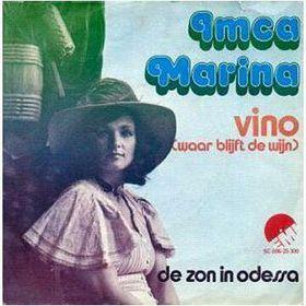 Coverafbeelding Vino (Waar Blijft De Wijn) - Imca Marina