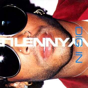Coverafbeelding Dig In - Lenny