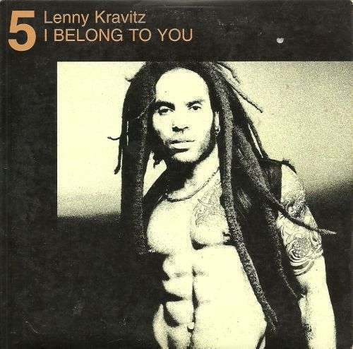 Coverafbeelding I Belong To You - Lenny Kravitz
