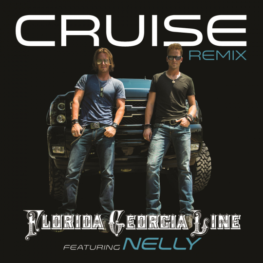Coverafbeelding florida georgia line featuring nelly - cruise - remix