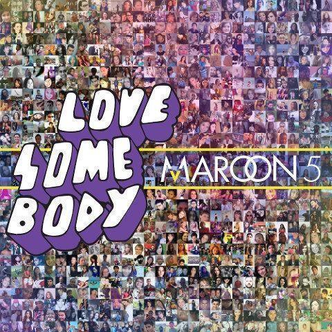 Coverafbeelding Love Somebody - Maroon 5