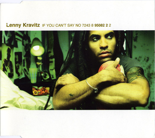 Coverafbeelding If You Can't Say No - Lenny Kravitz