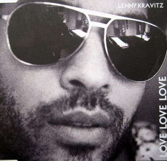 Coverafbeelding Love Love Love - Lenny Kravitz