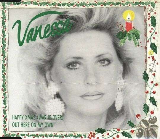 Coverafbeelding Happy Xmas (War Is Over) - Vanessa