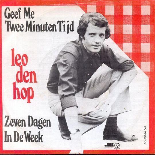 Coverafbeelding Geef Me Twee Minuten Tijd - Leo Den Hop