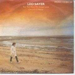 Coverafbeelding Bye Bye Now My Sweet Love - Leo Sayer