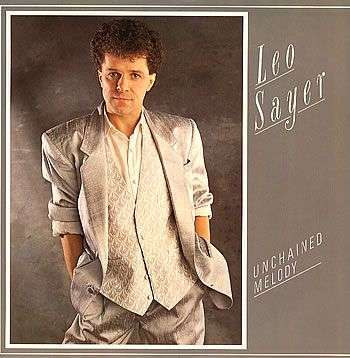 Coverafbeelding Unchained Melody - Leo Sayer