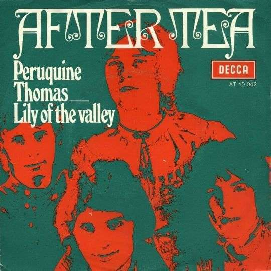Coverafbeelding Peruquine Thomas - After Tea