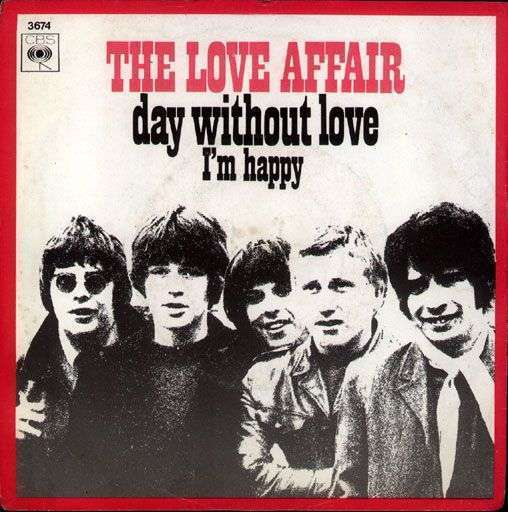 Coverafbeelding Day Without Love - The Love Affair