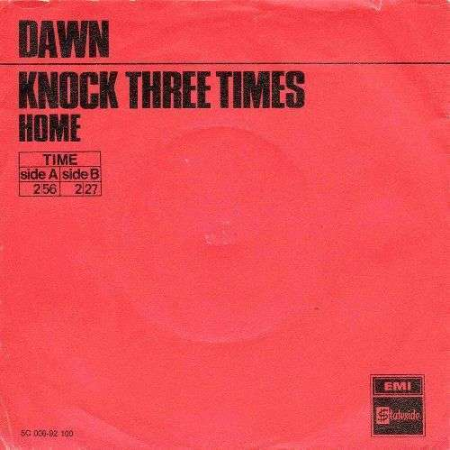 Coverafbeelding Knock Three Times - Dawn