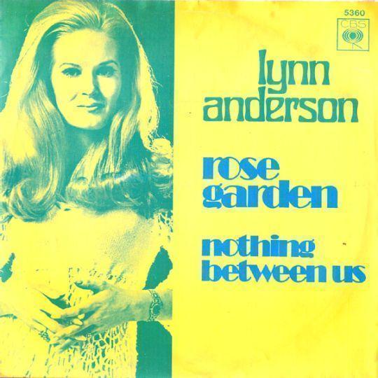 Coverafbeelding Lynn Anderson - Rose Garden