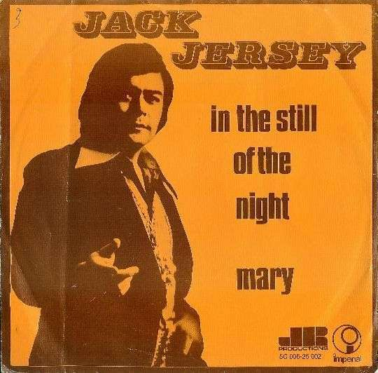 Coverafbeelding In The Still Of The Night - Jack Jersey