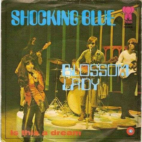Coverafbeelding Blossom Lady - Shocking Blue