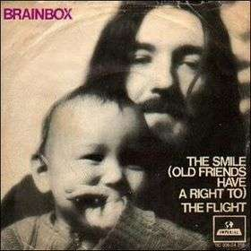Coverafbeelding The Smile (Old Friends Have A Right To) - Brainbox