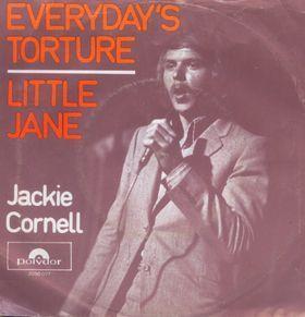 Coverafbeelding Everyday's Torture - Jackie Cornell