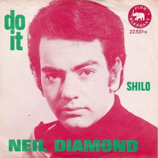 Coverafbeelding Do It - Neil Diamond