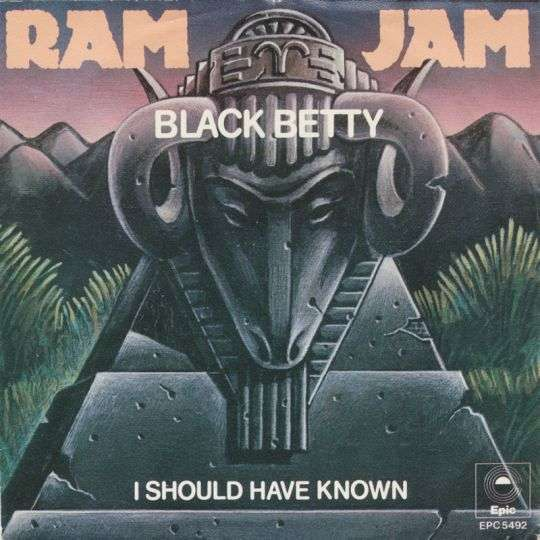 Coverafbeelding Ram Jam - Black Betty