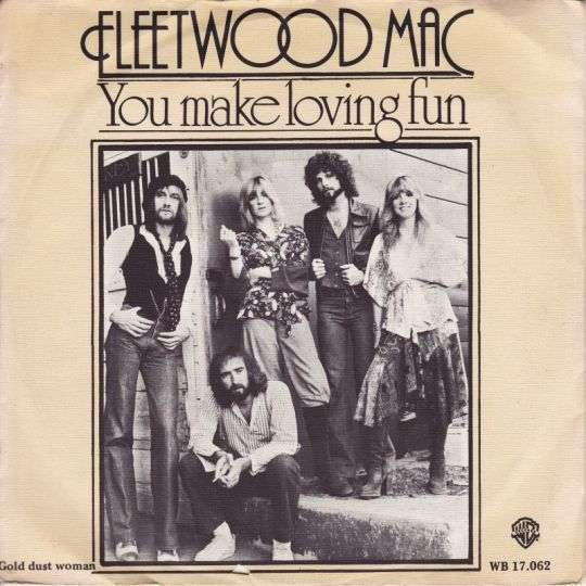 Coverafbeelding You Make Loving Fun - Fleetwood Mac