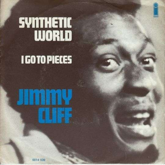 Coverafbeelding Synthetic World - Jimmy Cliff